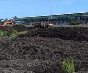 Puluhan Hektare Kebun Milik Warga Suak Puntong Rusak