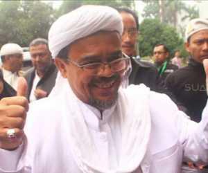 Habib Rizieq Keturunan Nabi Muhammad? Inilah Silsilah Lengkapnya
