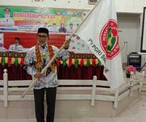 Rasmidin Terpilih Jadi Ketua PGRI Simeulue Priode 2020-2025