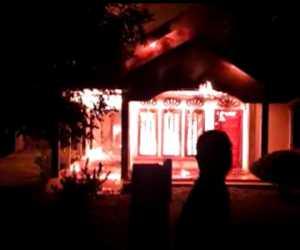 Tiga Unit Kios di Aceh Selatan Terbakar, Tidak Ada Korban Jiwa