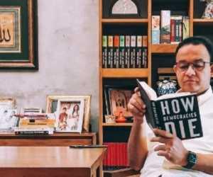 Buku Terbit Tahun 2018, Katua KPK: Tahun 2002 Saya Sudah Baca