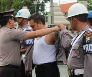 Polisi Dipecat Dengan Tidak Hormat Gegara Terlibat Kasus Narkoba