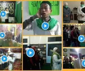 Muncul Video Jamaah Sholat Kumandangkan Seruan Jihad, Ada Apa Ini?