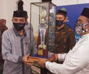 Bupati Aceh Jaya Tutup MTQ ke-IX, Ini Pesan Kepada Peserta