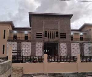 Pembangunan Asrama Mahasiswa Abdya di Aceh Barat Rampung Dikerjakan