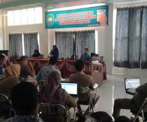 BKPSDM Abdya Latih ASN Gunakan Aplikasi E-Kinerja Pegawai
