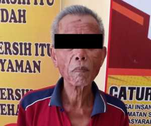Ini Motif Suami Bacok Istri di Aceh Singkil