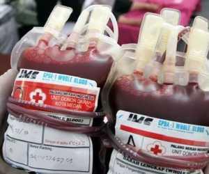 PMI Banda Aceh Target 200 Kantong Darah per Hari