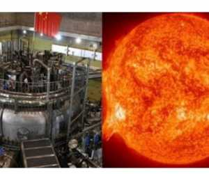 Matahari Buatan di China Berhasil Dinyalakan