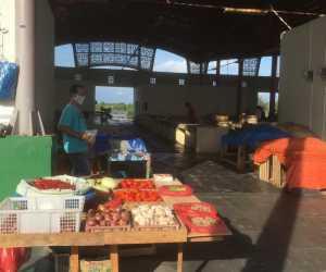 Pedagang Pasar Al-Mahirah Kembali ke Peunayong Gegara Sepi Pembeli