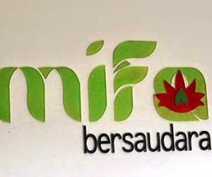 Bank Indonesia Berikan Penghargaan untuk PT Mifa Bersaudara