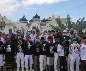 Bila Ingin Hijrah, FPI Aceh Siap Ambil Resiko Menjaga Habib Rizieq