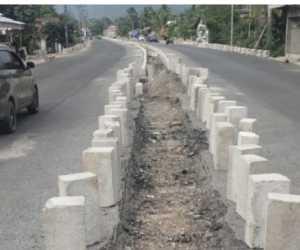 Pembangunan Jalan Dua Jalur di Abdya Berlanjut Hingga 2021