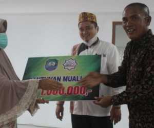Melalui Bank Gala, Baitul Mal Abdya Hibah Rp 800 Juta Untuk Petani Miskin