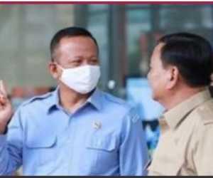 Menteri Pertahanan Prabowo Subianto Mundur Dari Jabatannya, Cek Faktanya