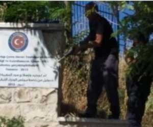 Buat Taman, Tentara IsraelHancurkan Pemakaman Muslim