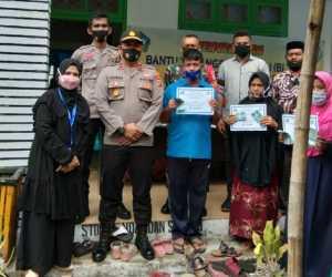 Gampong Blang Baru, Aceh Selatan tuntas menyalurkan BLT DD Tahap 8 dan 9