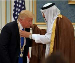 Raja Salman Telepon Trump Ternyata ini yang Dibicarakan