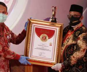 Kemendagri Nobatkan Aceh Jaya Sebagai Kabupaten Sangat Inovatif