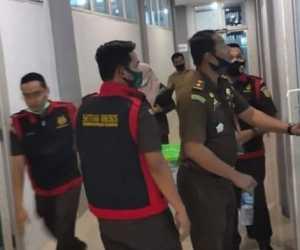 Kejari Aceh Besar Geledah Dinas Peternakan Propinsi Aceh