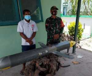 Drone Kapal Selam Mata-mata China di Temukan di Laut Indonesia