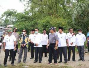 Bupati Aceh Selatan Pantau Kesiapan MTQ Ke XXXV