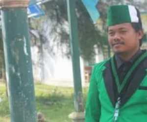 Muhammad Azmi Jabat Ketua Umum HMI Cabang Blangpidie