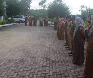 E-Kinerja Berlaku, Pemkab Abdya Wajibkan ASN Ikuti Apel Pagi