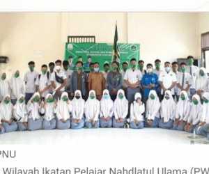 Siswa Aceh Selatan Terima Bimbingan Pencegahan Covid dari IPNU Aceh