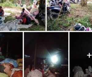 Malam Ini Warga Aceh Tamiang Masih Bertahan di Tempat Pengungsian