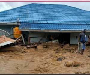 Selama Januari Sudah Terjadi 185 Bencana di Indonesia