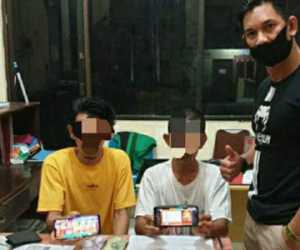 Jual Beli Chip Highs Domino Dua Pemuda Simeulue Ditangkap