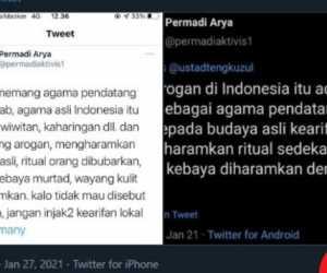 Abu Janda Sebut Islam Arogan, Begini Tanggapan Gus Sahal