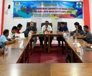Fitra Ahyar Pimpin PBFKI Aceh Jaya, Begini Komitmennya