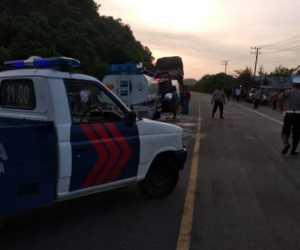 Dihantam Ford Ranger, Pengendara Mio Meninggal Dunia di Aceh Jaya