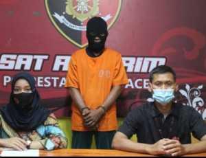 Miris! Seorang PNS di Aceh Besar Tega Cabuli Anak Kandung Sendiri