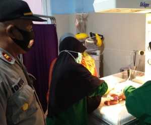 Polsek Blangpidie Lakukan Penyelidikan Terkait Pembuangan Bayi di Abdya