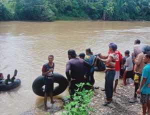 Saat Mencari Kerang, Bocah Aceh Utara Tenggelam di Sungai
