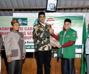 Cak Khairul Huda Terpilih Sebagai Ketua GP Ansor Abdya