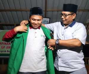 """Cak Khairul Huda """"Insya Allah, Saya Siap Perkuat Ansor Abdya Hingga di Tingkat Kecamatan"""""""