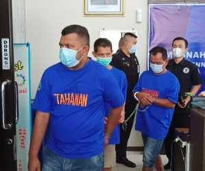 Duh! Mantan Anggota DPRK Pidie Jaya Tertangkap Bawa 5 Kg Sabu