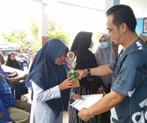 Friza Miska Berhasil Sabet Juara 1 Turnamen Catur Putri Persaci Abdya