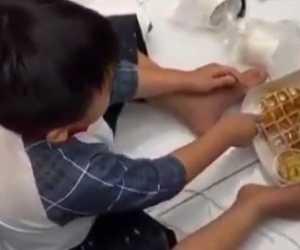 Viral Video Bocah Lugu Mengadu ke Ibu, Pasca Ketemu Selingkuhan Ayahnya