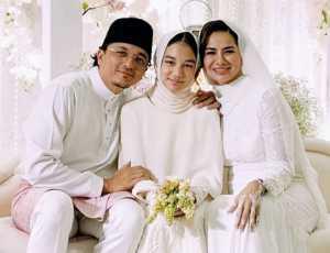 Engku Emran, Mantan Suami Laudya Cynthia Bella Menikah untuk Ketiga Kalinya