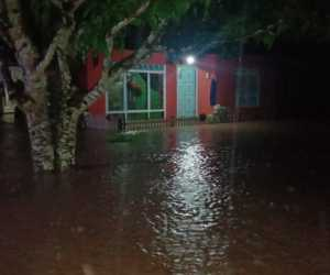 12 Desa di Aceh Jaya Kembali Terendam Banjir