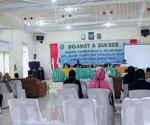 DPP IDzRA Gelar Musyawarah Pembentukan Pengurus DPC IDzRA Abdya