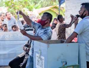 Raih Suara Terbanyak, Keuchik Petahana Menang Di Pilkades Air Tenang