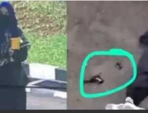 Lepaskan Enam Tembakan, Teroris Wanita Tewas saat Serang Mabes Polri