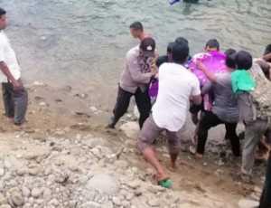 Terseret Arus Sungai, Nailatul Zuhra Ditemukan Meninggal