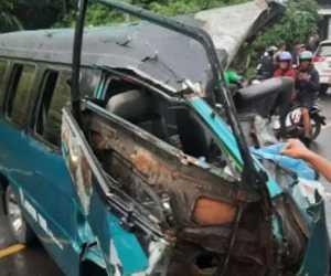 Sembilan Orang Jadi Korban Kecelakaan Di Pidie Jaya